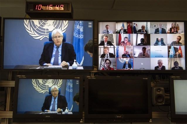 193 VN-landen vragen evenwichtige toegang tot toekomstige coronavaccins