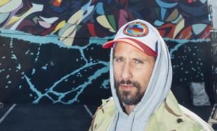 Uittip in eigen land: de graffitikunst van Matthias Schoenaerts