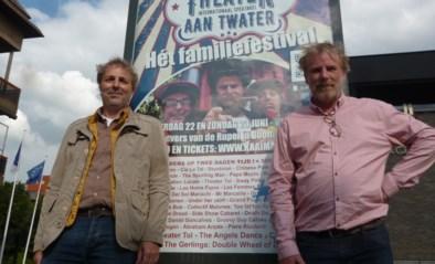 Theater aan Twater wijkt uit naar eerste weekend van september