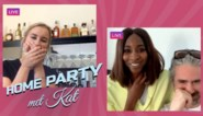 """Kat Kerkhofs vraagt de pieren uit de neus van BV's in 'Kat's homeparty': """"Eigen talkshow is mijn allergrootste droom"""""""