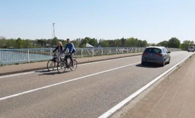Brug Genelaar-Langvoort is tijdelijk fietsbrug