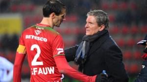 """Davy De fauw hangt voetbalschoenen aan de haak: """"De arm van Rijkaard rond mijn schouder, dat vergeet ik nooit meer"""""""
