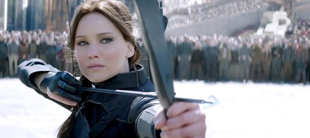 De boog mag weer gespannen staan: 'Hunger games'-films krijgen prequel