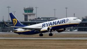 Ryanair stijgt niet op met verplichte lege stoelen