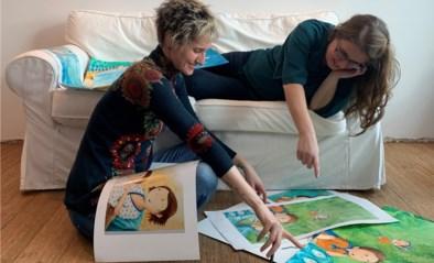 """Els en Grete maken boeken over sterrenkinderen: """"Dit is een warme knuffel van een boek, eentje om te koesteren"""""""
