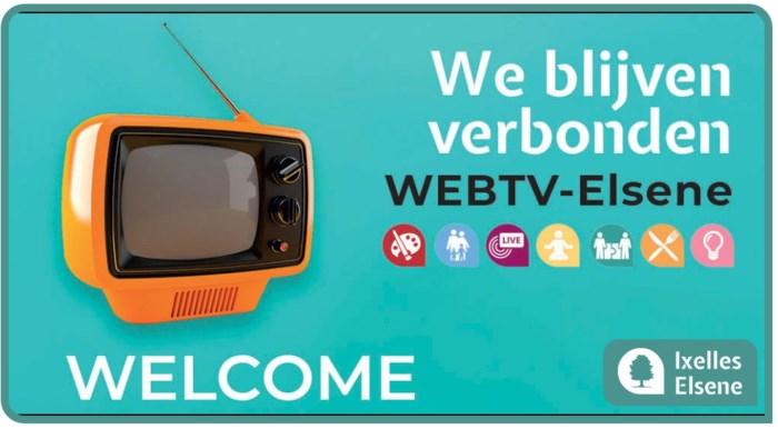 WebTV moet banden tussen inwoners van Elsene te versterken