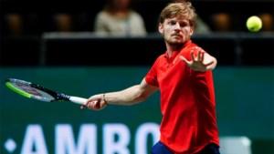 David Goffin kent mogelijke tegenstanders van virtueel tennistoernooi in Madrid