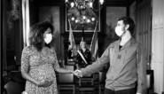 Zwangere Tatyana Beloy stapt in het huwelijksbootje met haar vriend