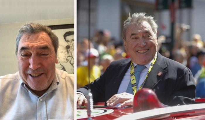 """Hoe vult Eddy Merckx zijn dagen in lockdown? """"Ik fiets enkel nog op het vlakke, sinds mijn val ben ik allergisch geworden voor bergop"""""""