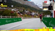 """Onze wielerredacteur keek naar de virtuele Ronde van Zwitserland: """"Doe mij toch maar een echte koers"""""""