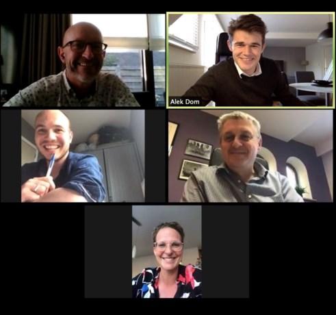 Gemeenteraad vergadert via videoconferentie