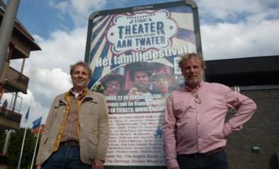 Theater aan Twater wijkt uit naar eerste weekend september