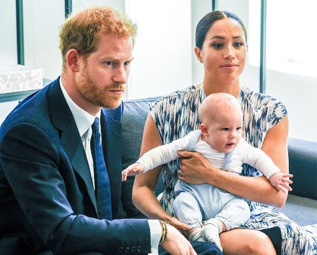ROYALS. Smekend sms'je van Harry duikt op, prinses gaat naar het ziekenhuis