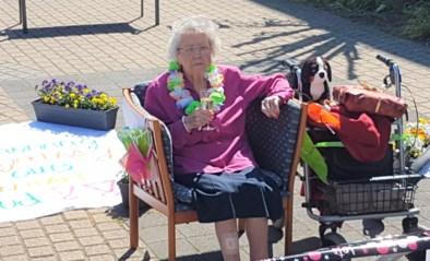 Rachel viert veilig haar 100ste verjaardag
