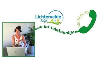 Lokaal Dienstencentrum De Ploeg pakt uit met de  'Oe Ist'-telefoonlijn