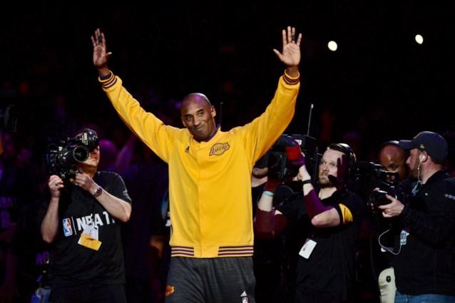 Na 'The Last Dance' van zijn grote idool: documentaire over afscheidsseizoen Kobe Bryant in de maak