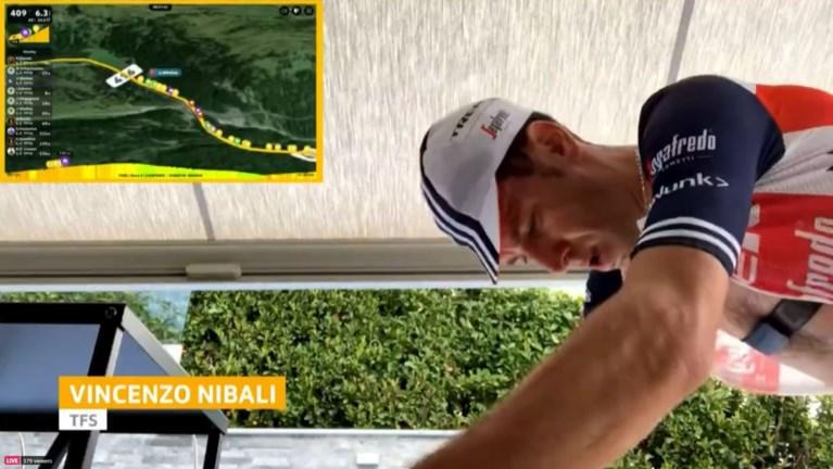 Rohan Dennis rijdt eerste Belg op 6 minuten en wint slotrit virtuele Ronde van Zwitserland: 'Niet zonder pijn, maar daar hou ik van'