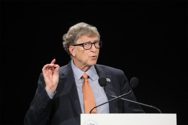 Bill Gates zet zijn hele fonds van 37 miljard euro in voor bestrijding virus