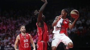 "Kenneth ""Speedy"" Smith naar Telenet Giants Antwerp"