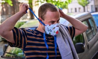Gemeente Duffel deelt één herbruikbaar mondmasker uit per gezinslid