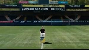 """""""Hans De Koningdag"""": coach verlengt contract bij VVV-Venlo met origineel filmpje"""