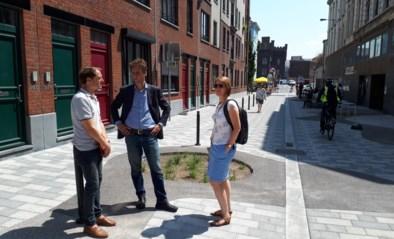 Ook Sint-Gillis richt aantal straten in als woonerf
