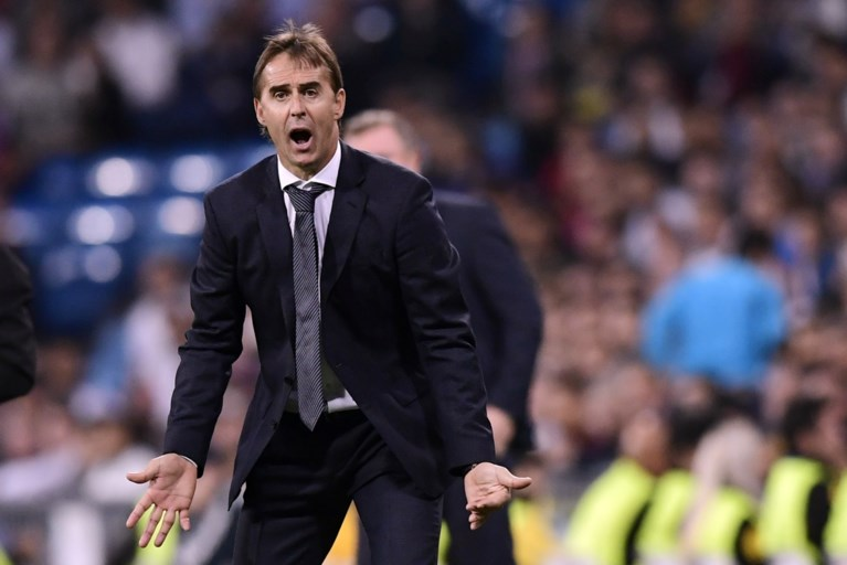 """Sevilla-coach Lopetegui houdt hart vast voor blessuregolf in La Liga: """"Kijk maar naar de NFL"""""""
