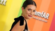 'Glee'-actrice Lea Michele is zwanger van haar eerste kindje