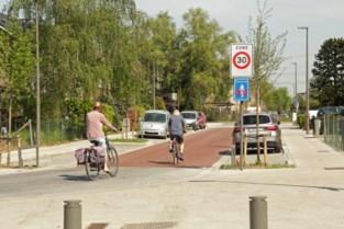 Eerste fietsstraat is amper 80 meter lang