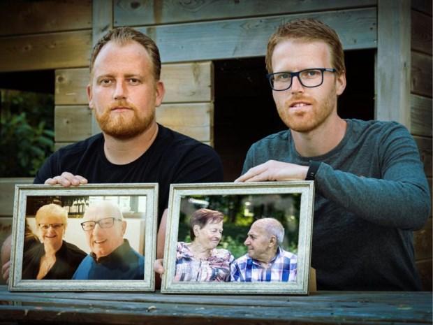 """Broers verliezen al hun grootouders in enkele weken: """"Een volledige generatie is van ons afgenomen"""""""