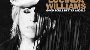 RECENSIE. '<span class='inf-title' >Good souls better angels' van </span><span class='inf-creator' >Lucinda Williams: Grommen en fluisteren ****</span><span class='inf-title' ></span>