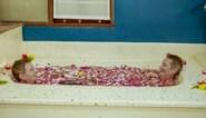 Luc Appermont en Bart Kaëll baden in rozenblaadjes en delen 'het geheim van hun eeuwige jeugd'