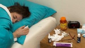 Corona doet kortstondig ziekteverzuim pieken