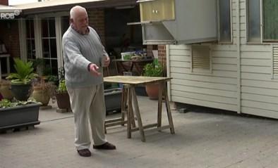 Duivenmelker Etienne uit Budingen mag zijn duiven weer lossen op verplaatsing