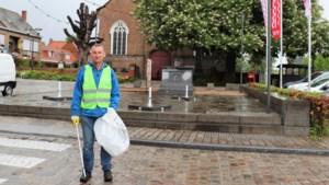"""Mooimaker Christophe (49) heeft meer werk dan ooit in deze coronatijd: """"Al heel veel papieren zakdoeken opgeraapt"""""""