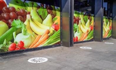 Bredabaan Merksem krijgt 'afstandssignalisatie' op trottoir