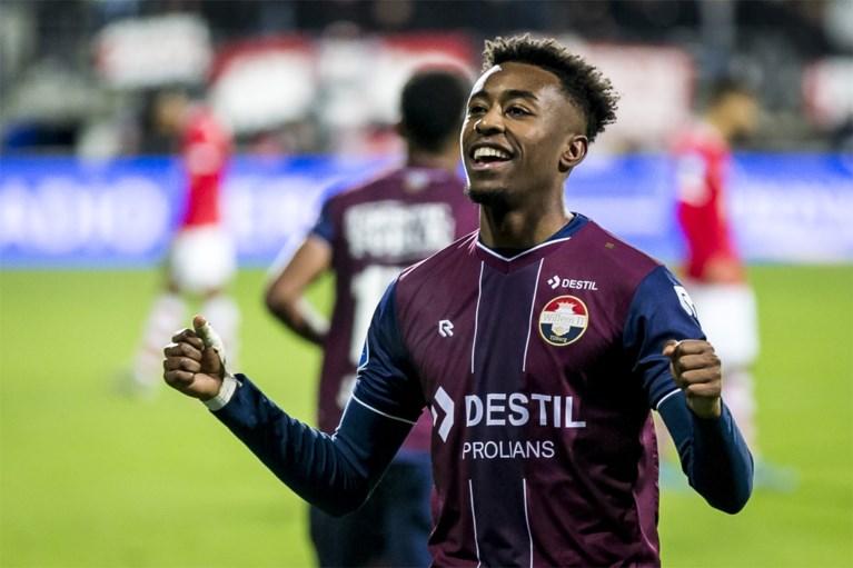 """Belgisch Eredivisie-talent Ndayishimiye: """"Het project-Kompany had mij zeker aangesproken vroeger"""""""