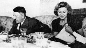 Champagne en cyanide: 75 jaar geleden stapten Eva Braun en Adolf Hitler samen uit het leven