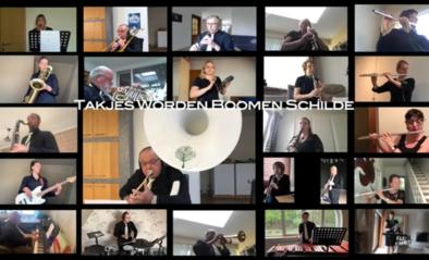 Vijftien harmonieën brengen 'I Will Survive'