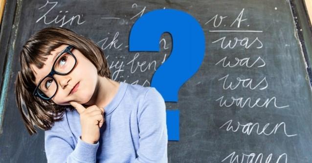 DOE DE TEST. Hoe goed zou jij nog scoren op de lagere school en in het middelbaar?