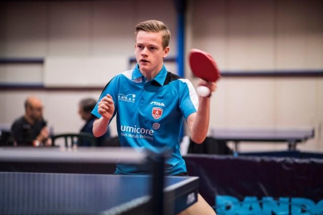 Vlaamse Tafeltennisliga streeft naar heropening van clubs in juni
