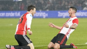 Feyenoorders trainen weer in vertrouwde omgeving