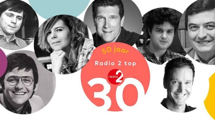 50 jaar Top 30 van Radio 2: van de beruchte Vogeltjesdans-affaire tot een uitzending vanuit Australië