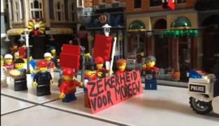 Dankzij 12-jarige jongen gaat Antwerpse 1 meistoet toch door … in Lego