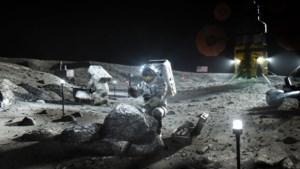 Elon Musk en Jeff Bezos mogen nieuwe maanlander ontwikkelen