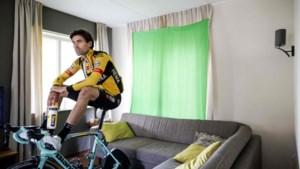 """Tom Dumoulin zit al bijna een jaar zonder koers: """"Ik denk dat ik nog steeds een goede wielrenner ben"""""""