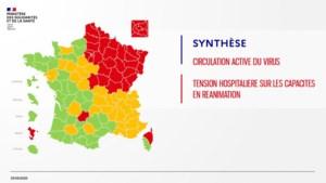 Frankrijk lost de lockdown departement per departement