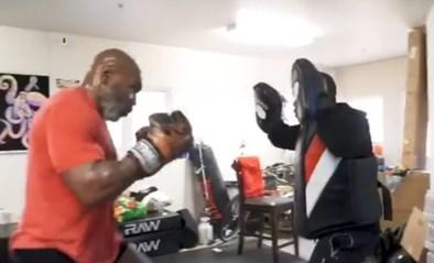 Mike Tyson toont eerste imponerende beelden sinds geruchten over comeback (en verwijst naar Belgische film)