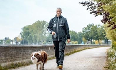"""Succescoach Vital Heynen kickt verplicht even af van volleybal: """"Ik heb mijn ouders onmiddellijk huisarrest opgelegd"""""""