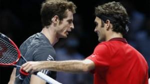 """Andy Murray heeft goeie reden om idee van Roger Federer te steunen: """"Liever minder prijzengeld dan gelijkheid"""""""
